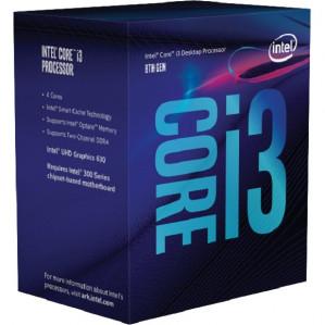 Core i3-8100 voor €67,17