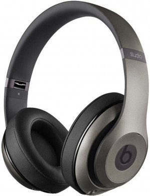 Beats by Dre Beats Studio Wireless MK2 - Draadloze over-ear koptelefoon - Titanium voor €149