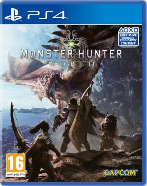 Monster Hunter World - PS4 - DC- voor €26,02