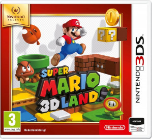 Super Mario 3D Land (Nintendo Selects) voor €17