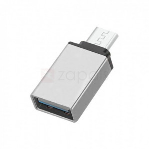 Micro Usb plugje voor usb naar usb voor €0,39 dmv code