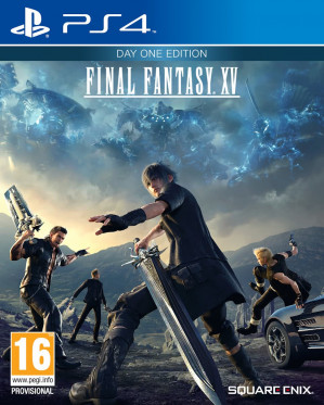 Final Fantasy XV - Day One Edition - PS4 voor €13,79