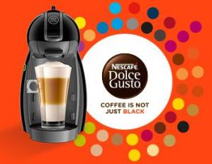 NESCAFÉ Dolce Gusto Piccolo koffiemachine + 6 doosjes capsules van 16 stuks voor €49,98