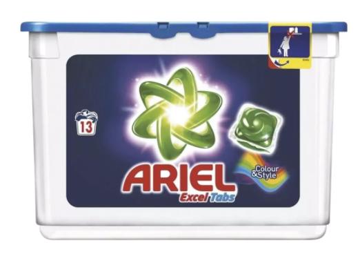 Diverse Ariël pods  4 voor €10