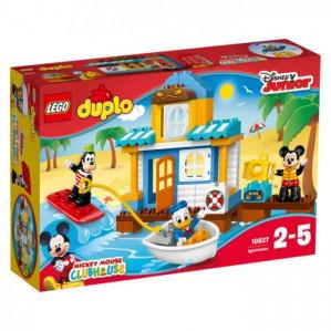 10827 Lego Duplo Mickey & Friends Strandhuis voor €17,97