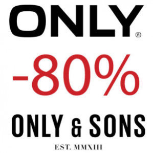 Maison Lab sale met 80% korting op Only + Only & Sons