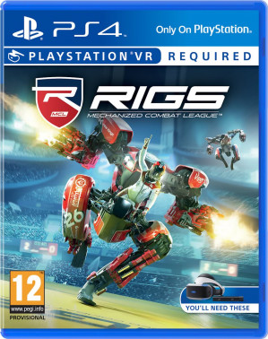 RIGS: Mechanized Combat League - PS4 VR voor €7,99