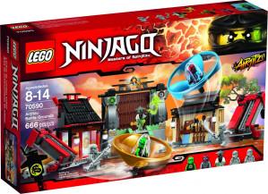 LEGO NINJAGO Airjitzu Arena - 70590 voor €57,95