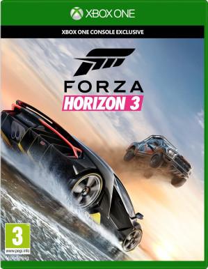 Forza Horizon 3 - Xbox One +hot wheels +Assassin's Creed Unity voor €20.49