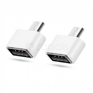 2 Gratis Micro USB to Female Usb adapters ( ex vezendkosten €0,35 )