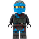 LEGO Ninjago: Time Twins Nya Minifigure Clock voor €9,99