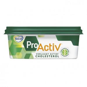 Probeer een kuipje (250 g) Becel ProActiv voor op brood gratis dmv bon