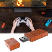 Bluetooth USB Converter Nintendo Switch Adapter 8Bitdo voor €12,99