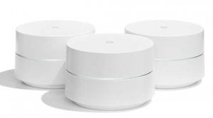 Google Wifi System (3-Pack) Router Vervanging voor €253,99