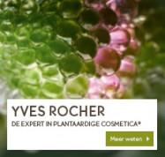 Tot 60% korting op beautyproducten van Yves Rocher