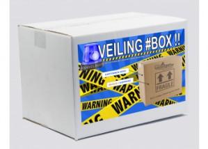 Diverse Huishoud electronica boxen voor €50