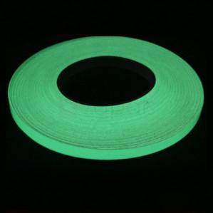 Glow in the dark tape 4mx15mm voor €0,85 dmv code