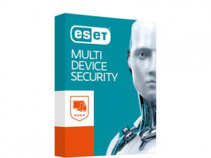 ESET Multi-Device Security 10 - 3 Apparaten - Nederlands - Windows / Mac / Android voor €14,95 + 750 ing rentepunten