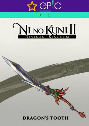 Ni No Kuni 2 - Dragon Tooth Sword DLC Gratis