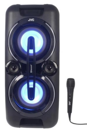JVC portable speaker XS-F527B  voor €89