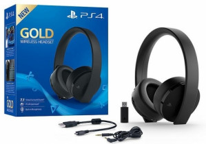 Sony Gold Wireless Stereo Headset voor €59,98