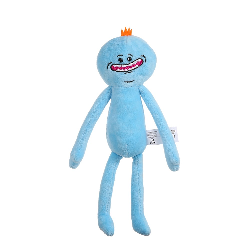 25CM Mr MeeSeeks Rick and Morty Plush voor €1,19