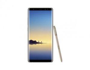 Samsung SM-N950 Galaxy Note8 gold voor €629