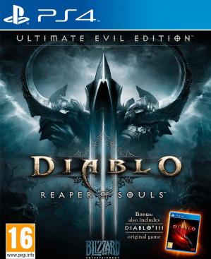 Diablo 3 - Ultimate Evil Edition - PS4 voor €15,99