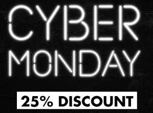 Cyber Monday bij Balr met 25% korting