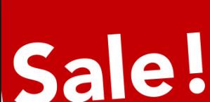 Sale met kortingen tot 85%