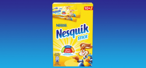 Probeer nuNesquick sticks van €1,85 voor €0,93 dmv cashback