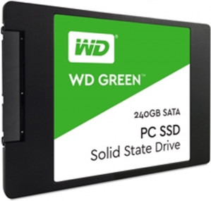 Western Digital Green - Interne SSD - 240 GB voor €59,95