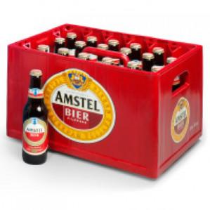Kratje Amstel voor €8,49
