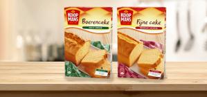 Gratis Koopmans Boerencake of Fijne cake ipv €0,95 dmv cashback