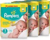 Diverse Pampers producten met 40% korting