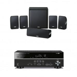 Yamaha YHT-2940 EU 5.1-thuisbioscoop (Bluetooth, draadloze subwoofer) voor €316,38