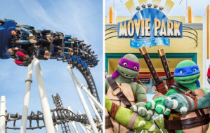 Dagje Movie Park Germany voor €25