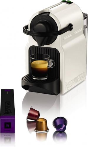 Nespresso Krups Inissia XN1001 - Koffiecupmachine - White voor €47,90