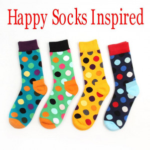 Happy Socks 50% korting