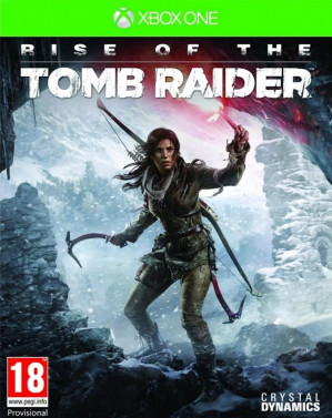 Rise of the Tomb Raider (Import) voor €9,99