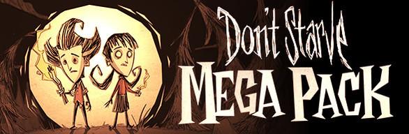 Don't Starve MEGA PACK bundel voor €11,22