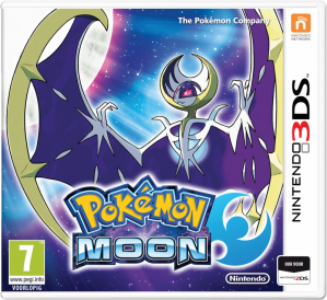 Pokemon Moon voor €23,50