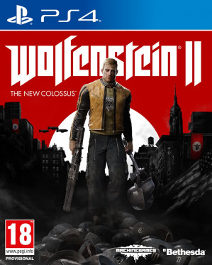Wolfenstein II The New Colossus - PS4 voor €30,50