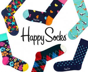Happy socks 4 paar voor €14,99