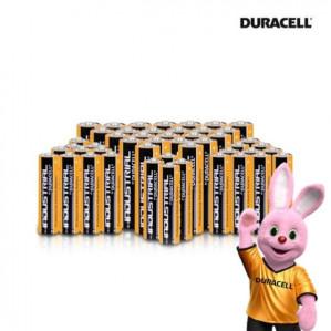 Industrial Duracell AA en/of AAA batterijen 48 stuks voor €19,95