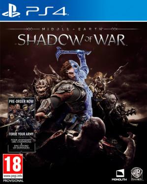 Middle Earth: Shadow of War  voor €34,99