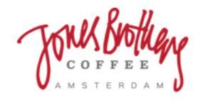 Kortingscode Jonesbrotherscoffee voor €5 korting op je bestelling
