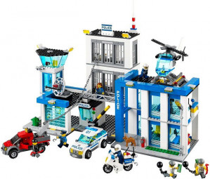 LEGO City - Police Station (lego 60047) voor €64,99