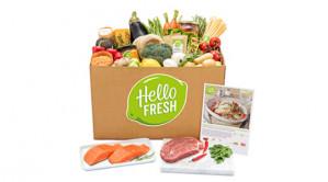 Probeer een HelloFresh Box voor€5