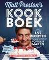 Matt Prestons kookboek voor €12,50